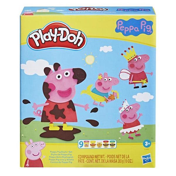 Imagen de Play Doh Peppa Pig Crea Y Diseña