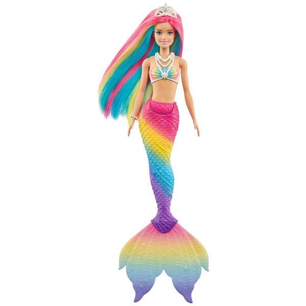 Imagen de Barbie Sirena Arcoíris Mágico