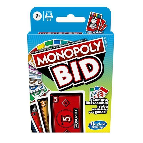 Imagen de Juego Monopoly Bid