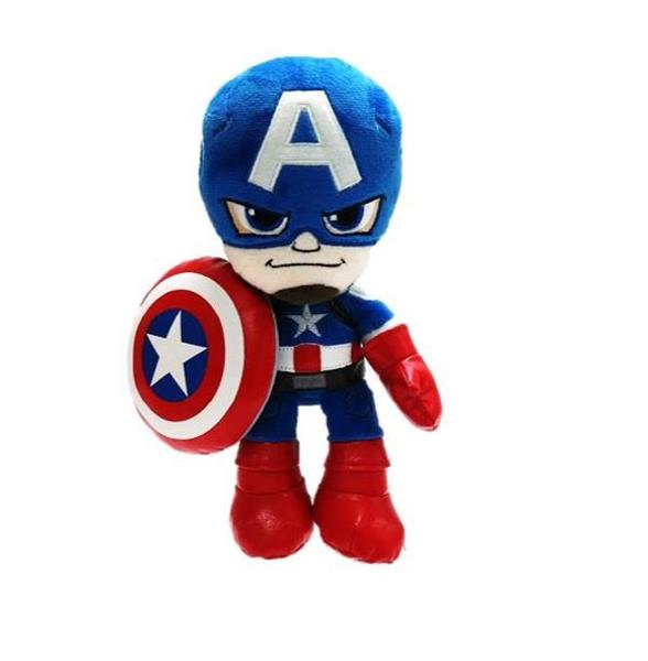 Imagen de Peluche Capitán América Marvel