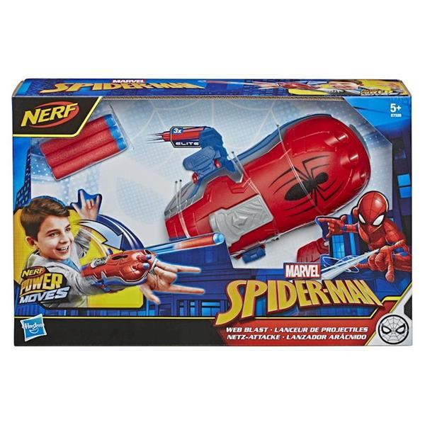 Imagen de Brazalete Spiderman Power Moves