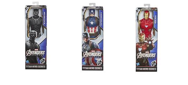 Imagen de Figura Avengers Titan Hero 30 Cm