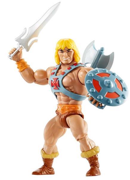 Imagen de Figura He-Man Master Del Universo