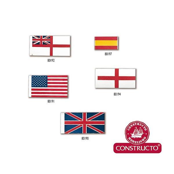 Imagen de Accesorio Constructo Bandera Española