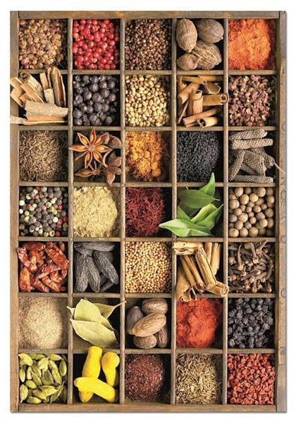 Imagen de Puzzle 1000 piezas Especias