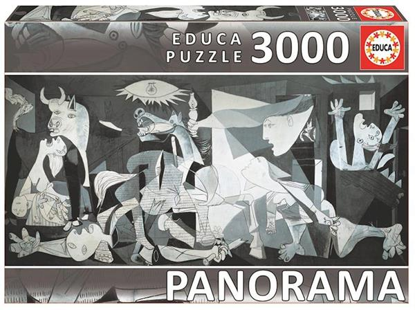 Imagen de Puzzle 3000 Piezas Guernica Pablo Picasso