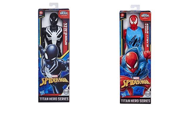 Imagen de Figura Spiderman Web Warriors
