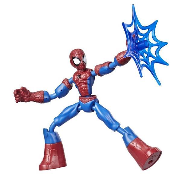 Imagen de Figura Spiderman Ben And Flex 15 cm