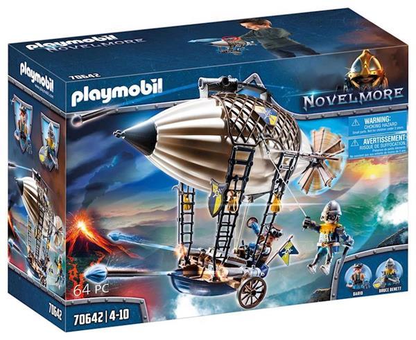 Imagen de Playmobil Novelmore Zeppelin De Dario