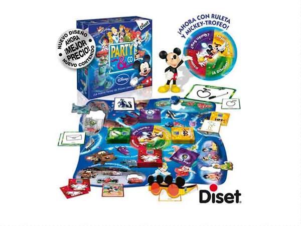 Imagen de Juego Party & Co Disney