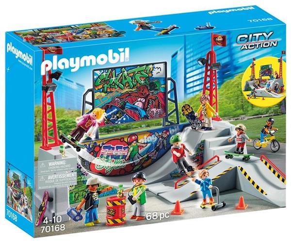 Imagen de Playmobil City Action Skate Park