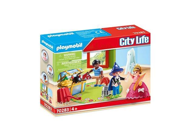 Imagen de Playmobil City Life Niños con Disfraces