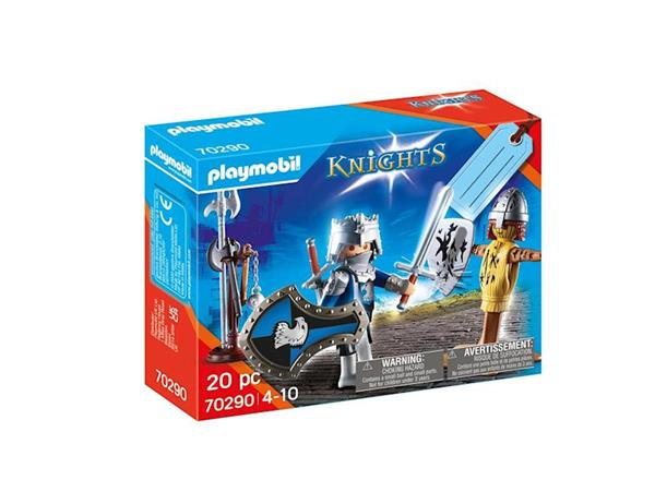 Imagen de Playmobil Knights Set Caballero