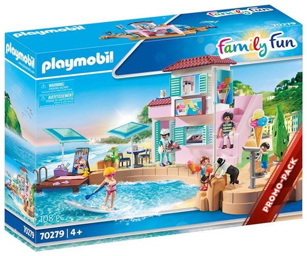 Imagen de Playmobil Family Fun Heladería en el Puerto
