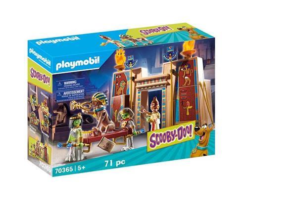 Imagen de Playmobil  SCOOBY-DOO! Aventura en Egipto