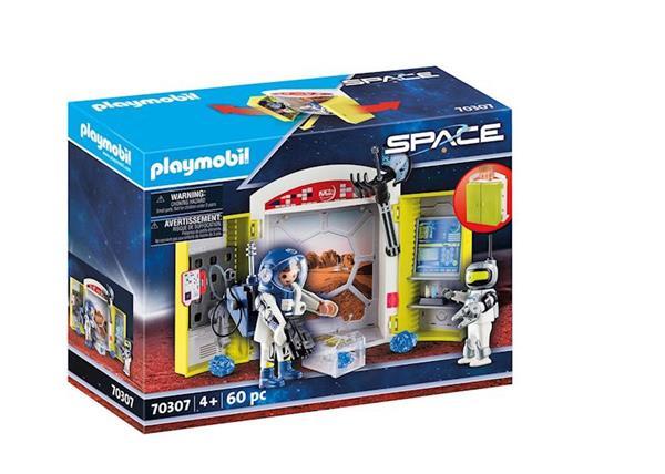 Imagen de Playmobil Space Cofre Misión a Marte