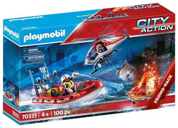 Imagen de Playmobil City Action Misión Rescate