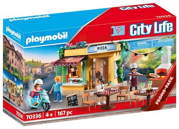 Imagen de Playmobil City Life Pizzería