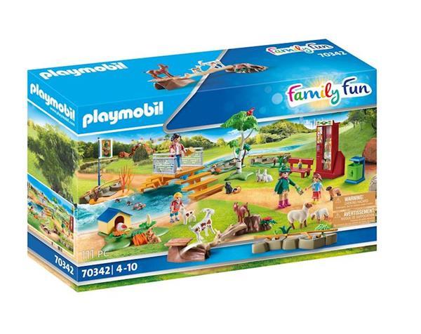 Imagen de Playmobil Family Fun Zoo de Mascotas