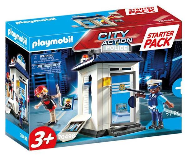 Imagen de Playmobil City Action Starter Pack Policía
