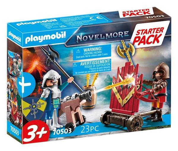 Imagen de Playmobil Starter Pack Novelmore set adicional