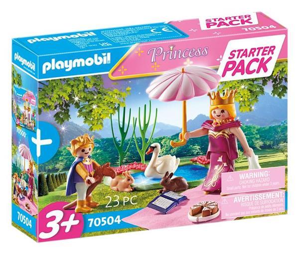 Imagen de Playmobil Starter Pack Princesa set adicional