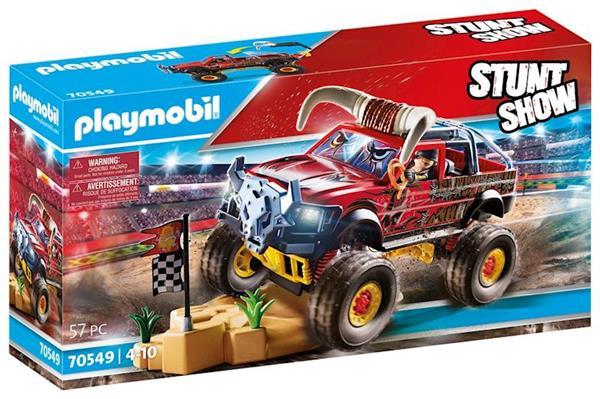 Imagen de Playmobil Stuntshow Monster Truck Horned