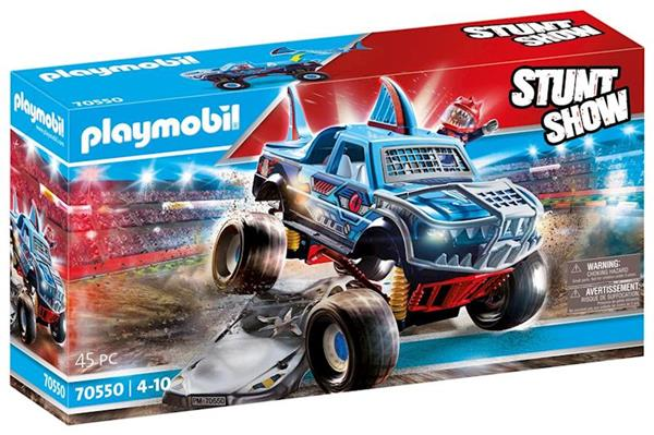 Imagen de Playmobil Stuntshow Monster Truck Shark