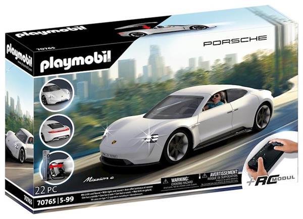 Imagen de Playmobil Porsche Mission E