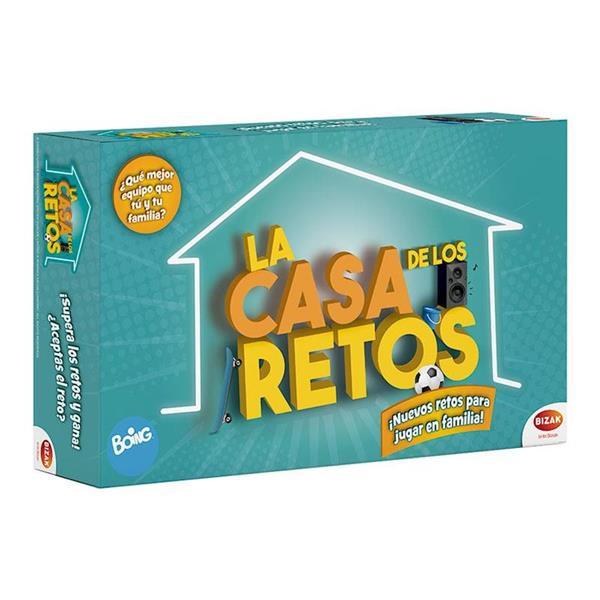 Imagen de Juego La Casa De Los Retos