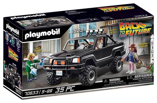 Imagen de Playmobil Back to the Future Camioneta Pick-up de Marty