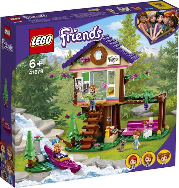 Imagen de Casa del Bosque Lego Friends
