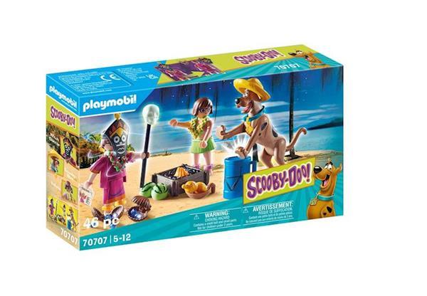 Imagen de Playmobil SCOOBY-DOO! Aventura con Witch Doctor