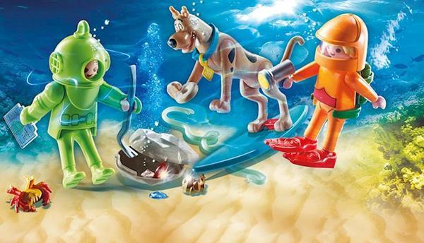 Imagen de Playmobil SCOOBY-DOO! Aventura con Ghost of Captain Cutler