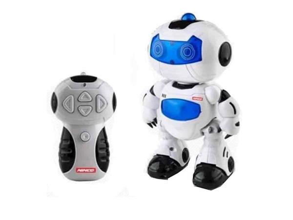 Imagen de Robot con luces, sonidos y movimientos radio control Ninco