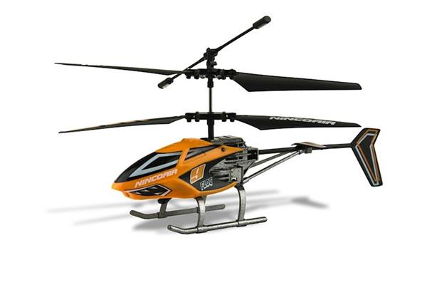 Imagen de Helicóptero Radio Control Niconair Alu Mini Flog Ninco