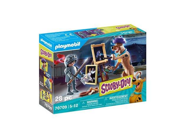 Imagen de Playmobil SCOOBY-DOO! Aventura con Black Knight