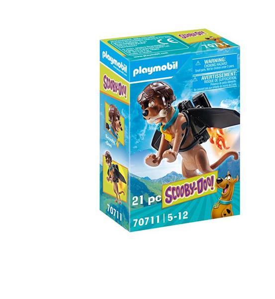 Imagen de Playmobil SCOOBY-DOO! Piloto