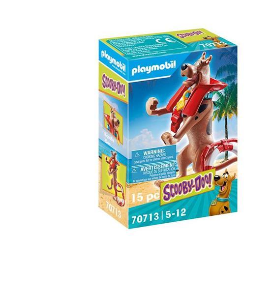 Imagen de Playmobil SCOOBY-DOO! Socorrista
