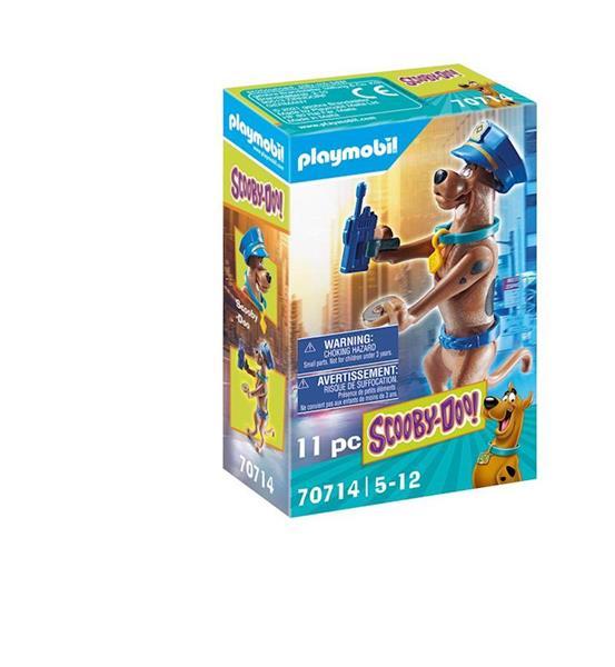 Imagen de Playmobil SCOOBY-DOO! Policía
