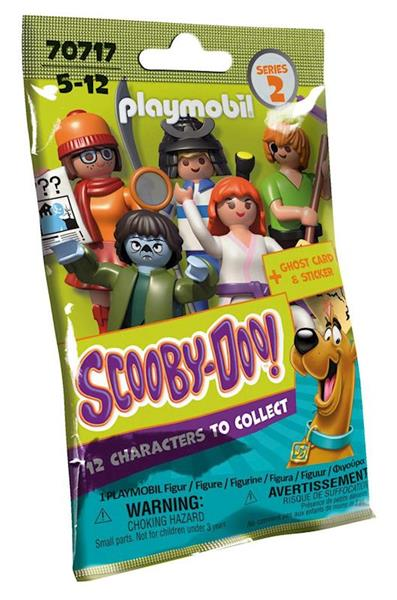 Imagen de Playmobil SCOOBY-DOO! Figuras Misterio Serie 2
