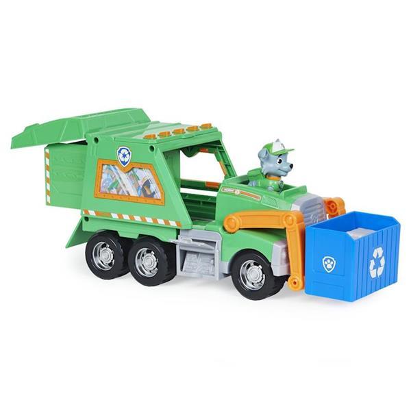 Imagen de Patrulla Canina Camión Reciclaje Rocky