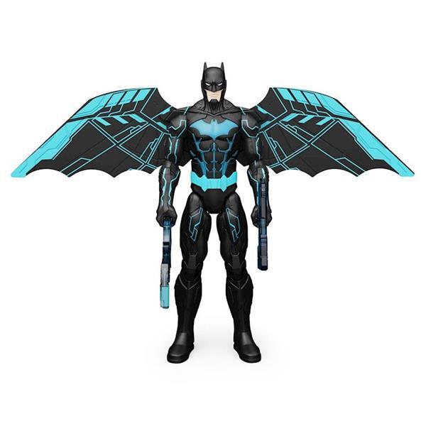 Imagen de Figura Batman Bat Tech Con Alas