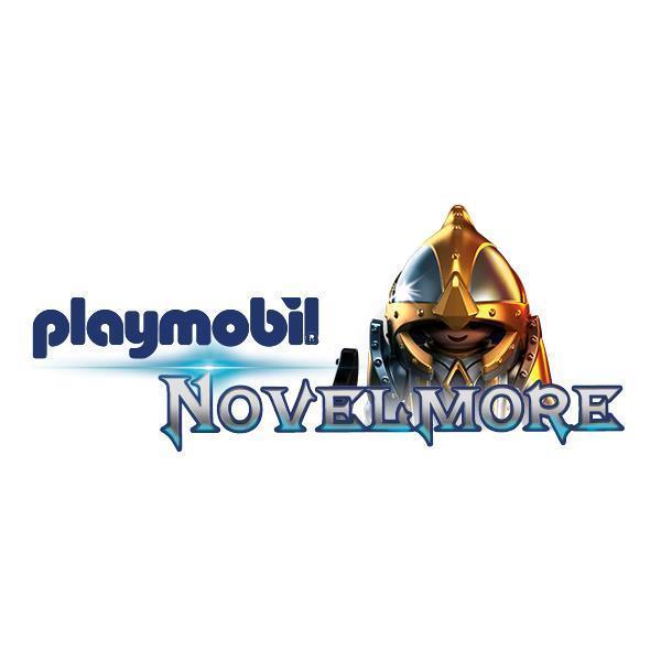 Imagen de Playmobil Novelmore Skeleton Ejército de Esqueletos de Sal'ahari Sands