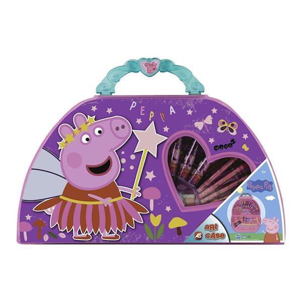 Imagen de Maletín Artístico Peppa Pig 50 Piezas