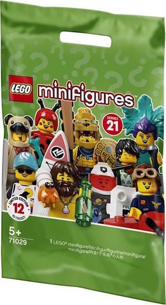 Imagen de Lego Sobre Minifigura 21ª Edición