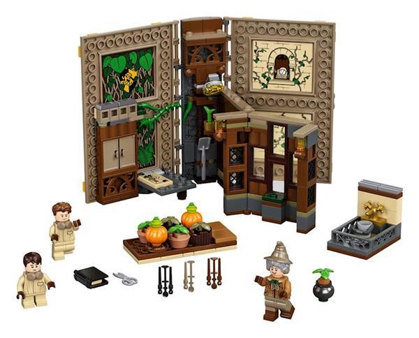 Imagen de Lego Harry Potter Clase Herbología