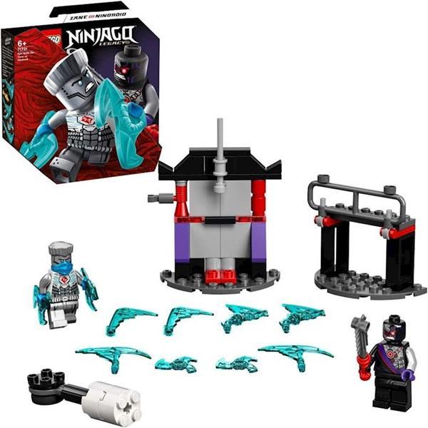 Imagen de Lego Ninjago Batalla Legendaria: Zane Vs. Nindroide