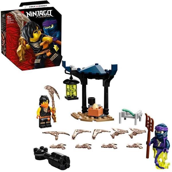 Imagen de Lego Ninjago Batalla Legendaria: Cole Vs. Guerrero Fantasma