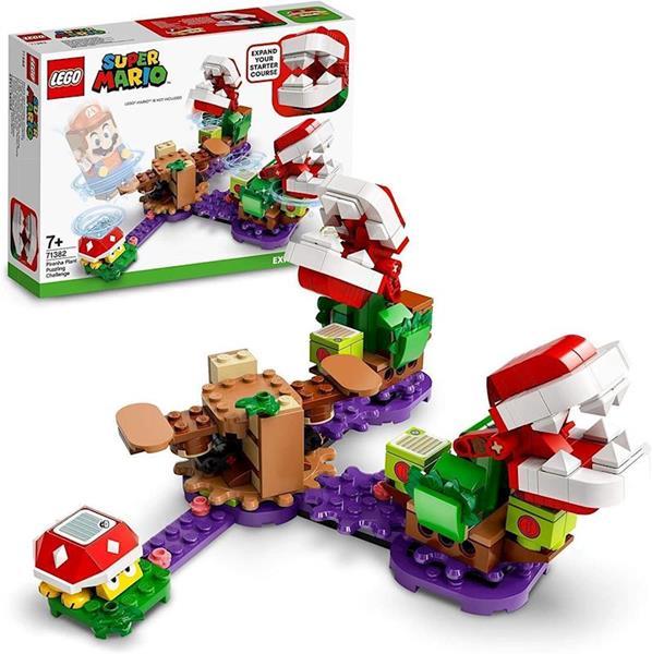 Imagen de Lego Super Mario Desafío Plantas Piraña